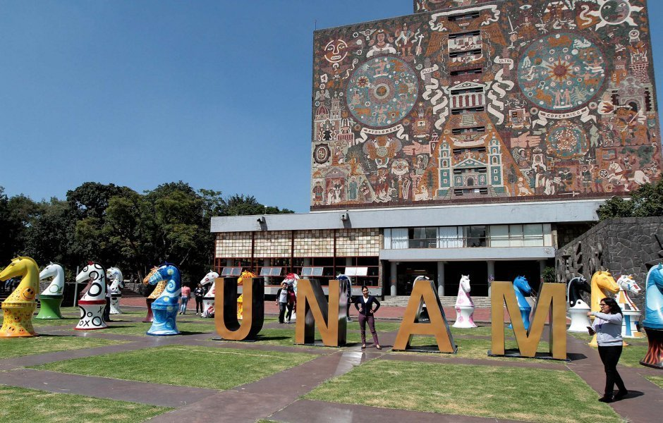 UNAM in Mexico City