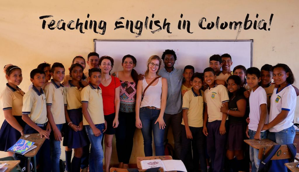 How To Teach English in Colombia